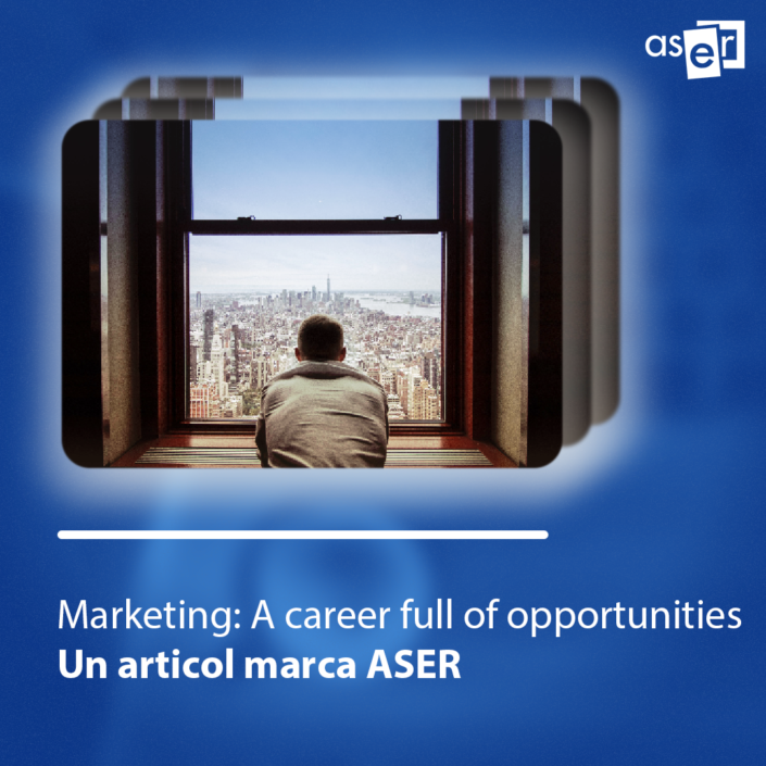 Marketing: A career full of opportunities